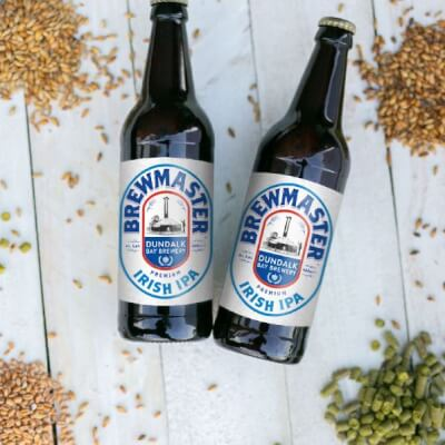 Brewmaster Irish Ipa Bottles (500Ml X 4 Bottles)