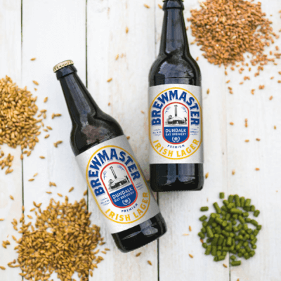 Brewmaster Irish Lager (500Ml X 12 Bottles)
