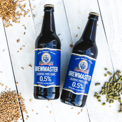 Brewmaster Non-Alcoholic Irish Lager (330Ml X 12 Bottles)