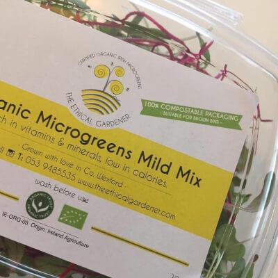 Organic Mild Mix