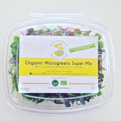 Organic Super Mix