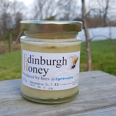 West Lothian Organic Honey