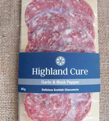 Scottish Salami By Highland Cure