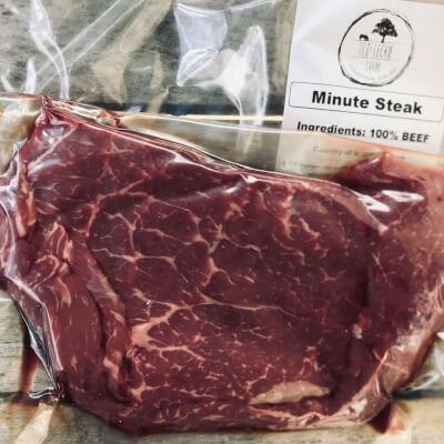 Highland Beef Minute Steak