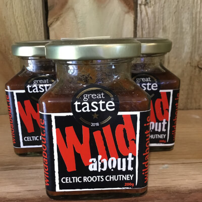 Wild About - Celtic Roots Chutney