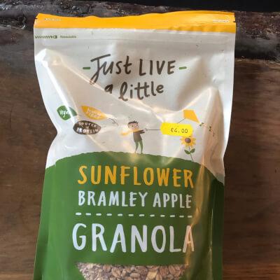 Bramley Apple Granola