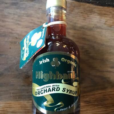 Organic Apple Syrup