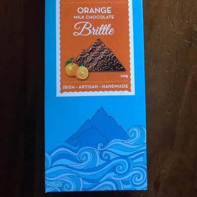 Orange Brittle