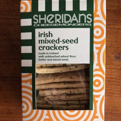 Sheridans Crackers