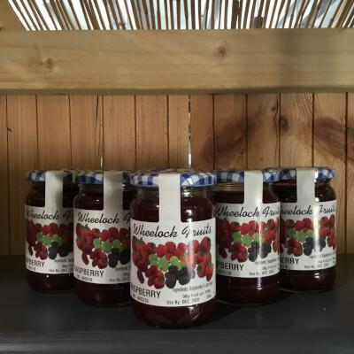 Wheelock's Raspberry Jam