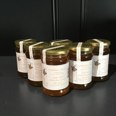 Wheelock's Pure Honey