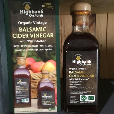 Highbank Orchards - Organic Balsamic Cider Vinegar