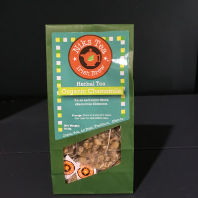 Niks Tea - Irish Brew - Organic Chamomile Tea
