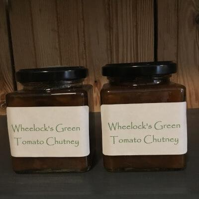 Wheelock's - Green Tomato Chutney