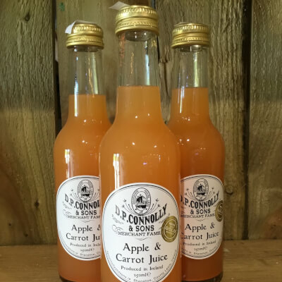 D.P Connolly & Sons - Apple & Carrot