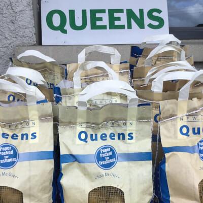 Carne Potatoes - Queens 2.5Kg