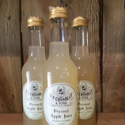 D.P Connolly & Sons - Pressed Apple Juice