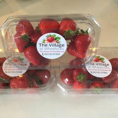 Wheelock's Strawberries