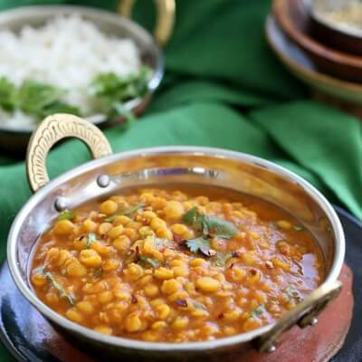 Dhal With Baby Spinach. Vegan. Handmade. Serves 2/3 Generously.
