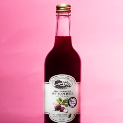 Irish Homegrown Beetroot Juice From Feighery's Farm