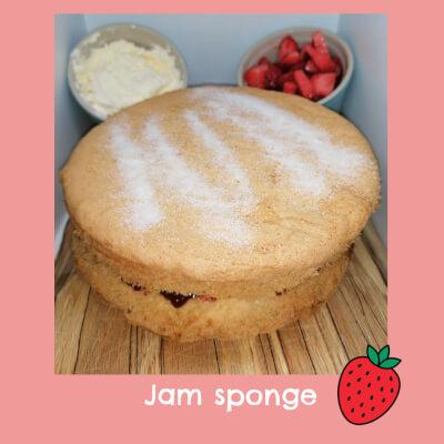 Jam Sponge