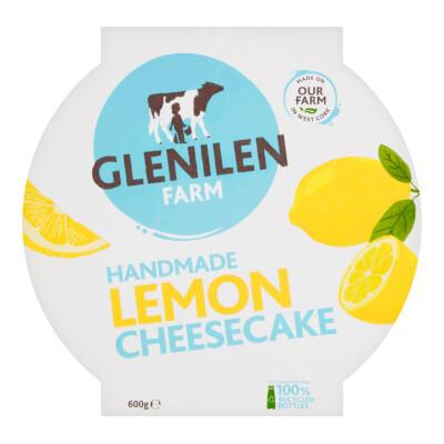 Lemon Cheesecake | 600G