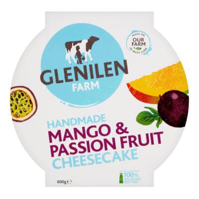 Mango & Passion Fruit Cheesecake | 600G