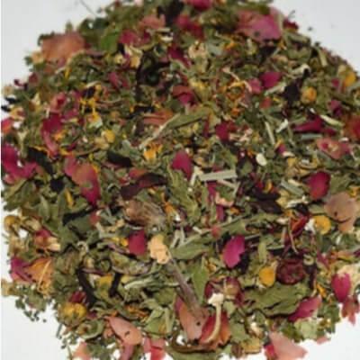 Dandelion, Nettle & Rose Petal Tea
