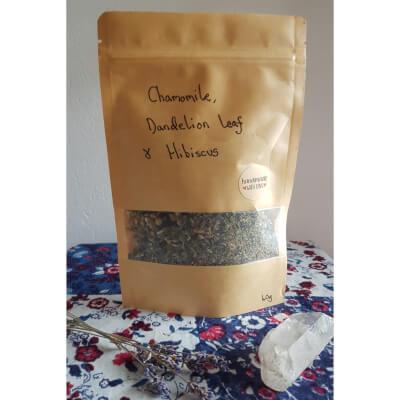 Chamomile, Dandelion & Hibiscus Tea