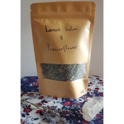 Lemon Balm & Passionflower Tea