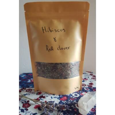 Hibiscus & Red Clover Tea