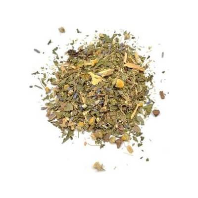 Calendula, Lavender & Passionflower Tea