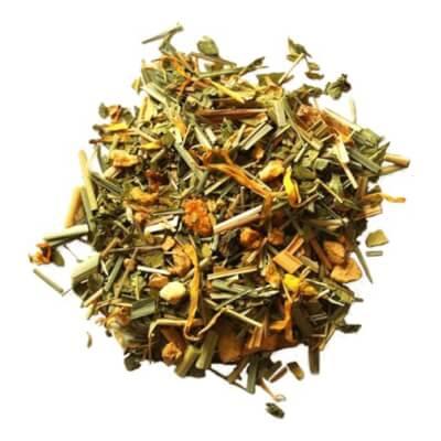 Calendula, Lemongrass & Tulsi Tea