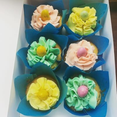 Muffin Cupcakes