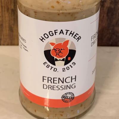 Hogfather French Dressing