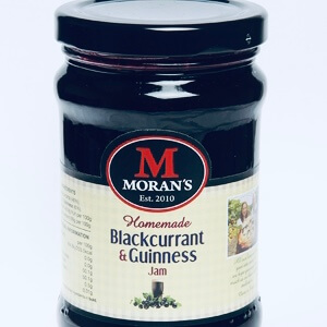 Moran's Blackcurrant & Guinness Jam