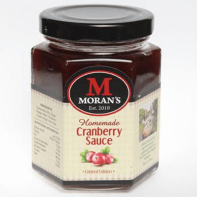 Morans Cranberry Sauce