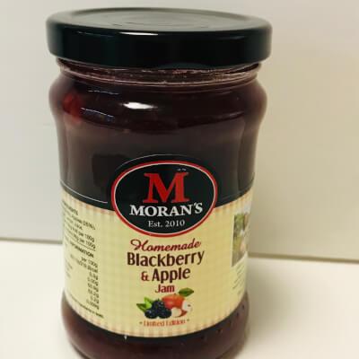 Morans Blackberry & Apple Jam