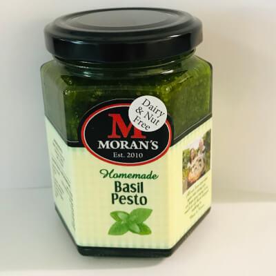 Moran's Basil Pesto