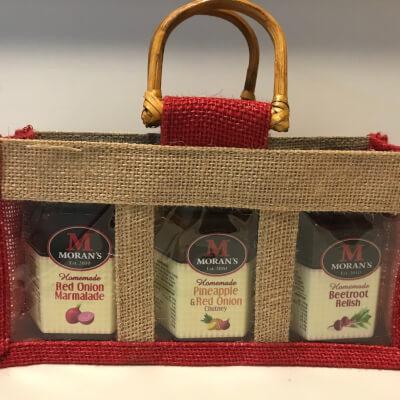 Morans Chutney Gift Pack