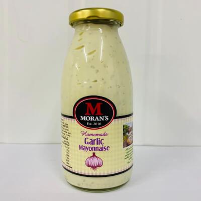 Morans Homemade Garlic Mayonnaise
