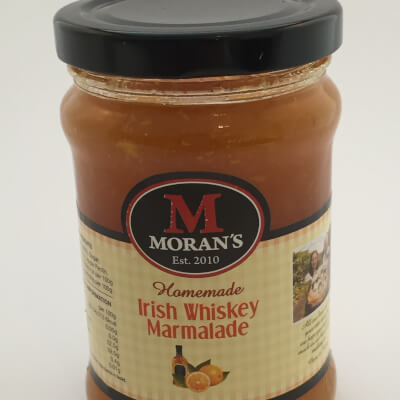 Moran's Irish Whiskey Marmalade
