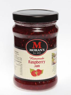 Moran's Raspberry Jam