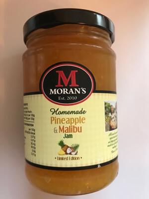 Moran's Pineapple & Malibu Jam