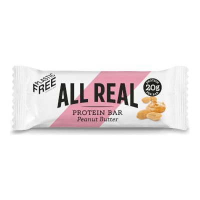All Real Sustainable Protein Bar - Peanut Butter