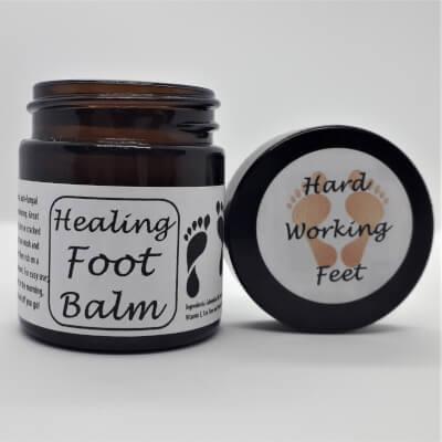 Hard Working Feet - Healing Foot Balm