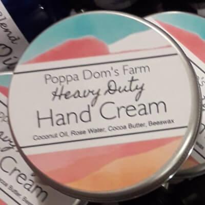 Heavy Duty Hand Cream