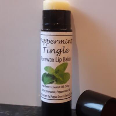 Lip Balm - Peppermint Tingle