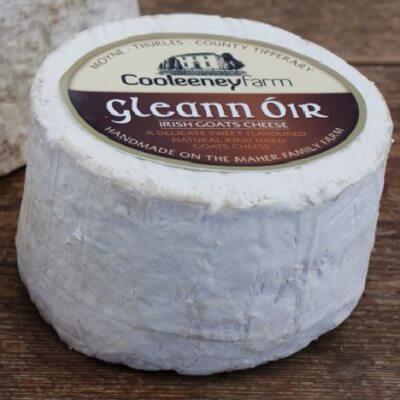 Gleann Óir - Semi Hard Goat Cheese 300G