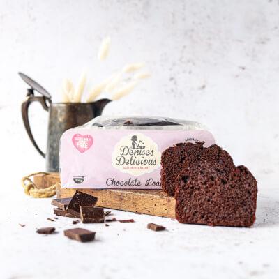 Gluten Free Chocolate Loaf